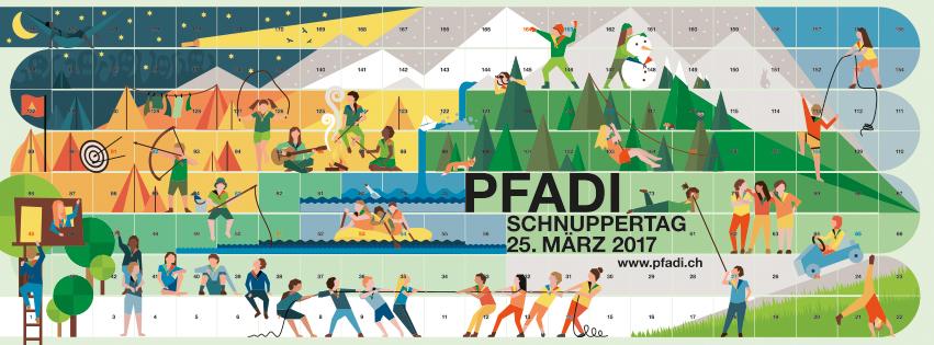 Pfadi-Schnuppertag 2017