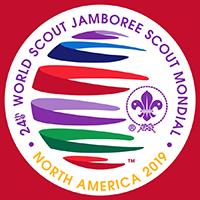 Logo 24 World Scout Jamboree