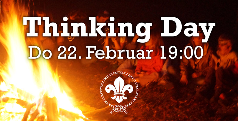 Thinking Day Flyer