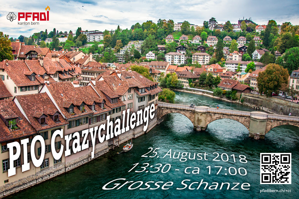 25. August 2018 | 13:30 - ca. 17:00 auf der grossen Schanze in Bern