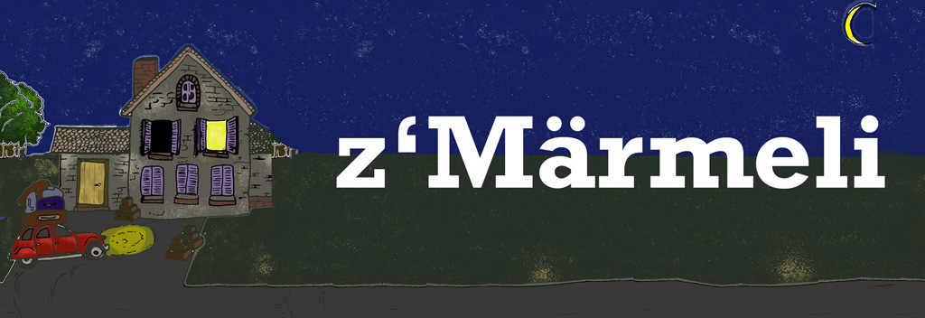 z'Märmeli